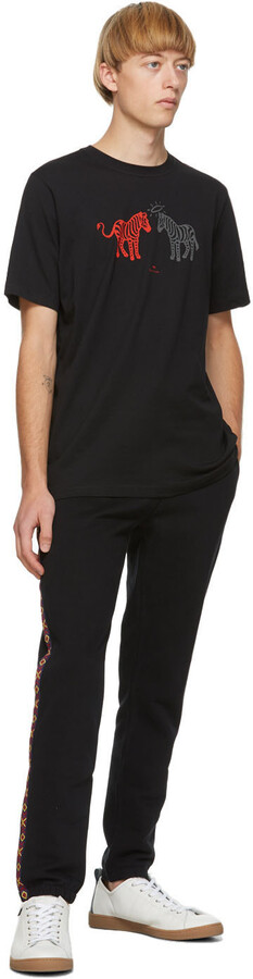 Thumbnail for your product : Paul Smith Black Joggers Lounge Pants