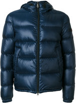 Peuterey classic padded coat - men - Feather Down/Polyamide - S