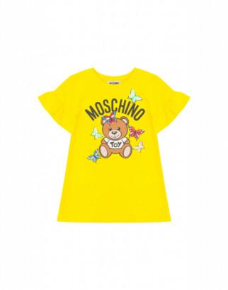 Moschino Butterflies Teddy Bear Dress