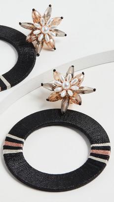 MaryJane Claverol Emma Earrings