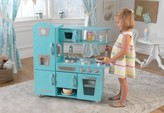 The Well Appointed House Blue Vintage Children's Play Kitchen
