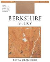Berkshire Women's Silky Extra Wear Sheer Control Top Pantyhose28