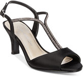 Caparros Delicia T-Strap Evening Sandals