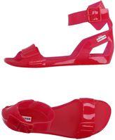 Hunter Sandals