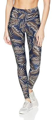 Maaji Women's Double Dream Reversible High Rise Long Legging