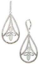 Judith Jack Women's Lakeside Crystal Drop Earrings