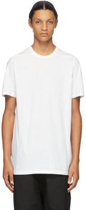 Rick Owens White Level T-Shirt