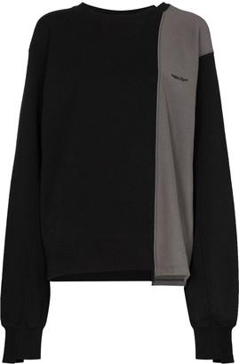 Ambush Panelled Sweatshirt