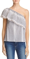 Bailey 44 One Shoulder Stripe Top - 100% Exclusive