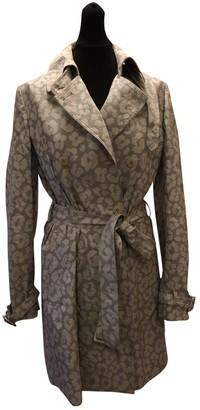 Stella McCartney Stella Mc Cartney Grey Polyester Trench coats