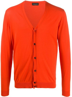 Roberto Collina Button Down Cardigan