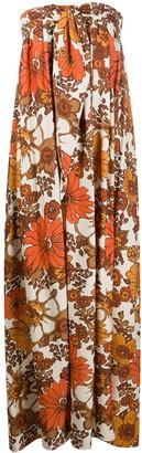 Dodo Bar Or floral-print maxi dress