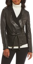 Antonio Melani Sawyer Leather Genuine Jacket