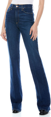 Alice + Olivia Jeans Fabulous 70s Boot-Cut Jeans