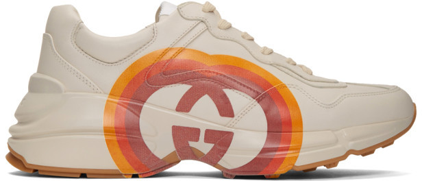 Gucci Off-White Star Rython Sneakers