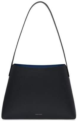 Mansur Gavriel Black Small Hobo - Blu