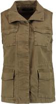 J Brand Arden cotton-blend vest