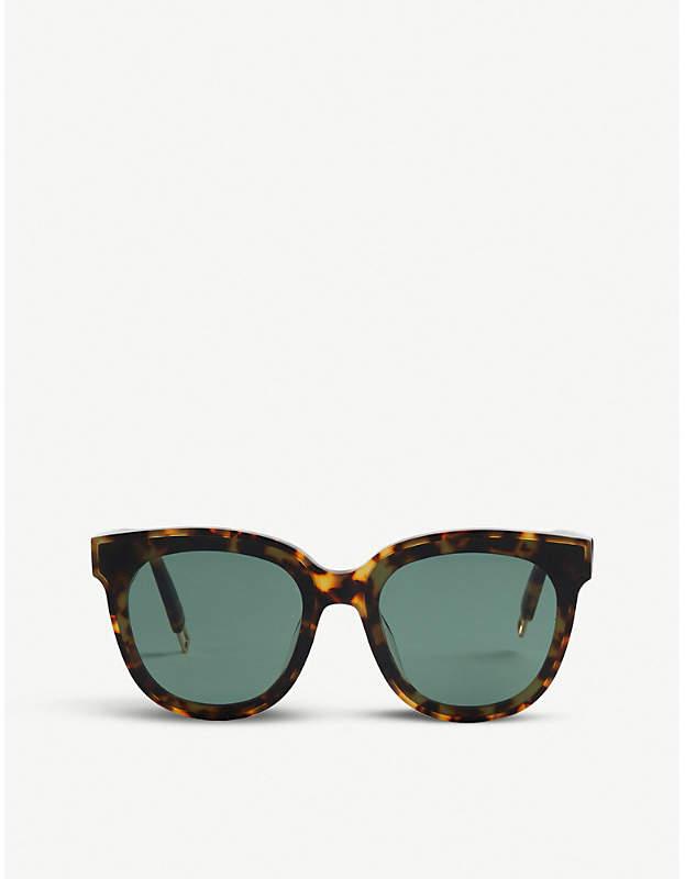 Gentle Monster Inscarlet acetate sunglasses