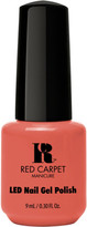 Red Carpet Manicure Coral LED Gel Nail Polish Collection