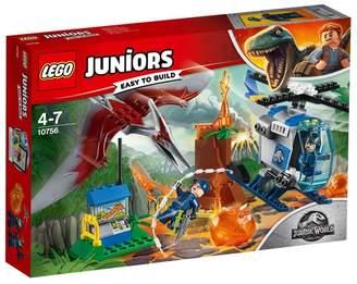 Lego Juniors Pteranodon Escape