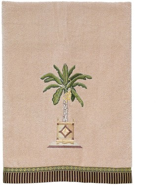 Avanti Banana Palm Bath Towel
