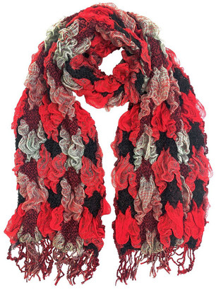 Gregory Ladner GNKQ117M Bubble Scarf