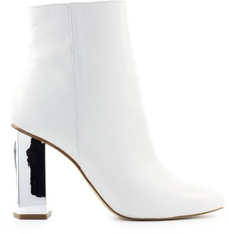 Michael Kors Petra White Ankle Boot