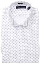 Tommy Hilfiger Howard Dot Print Slim Fit Dress Shirt