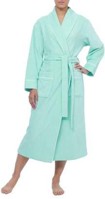 Jasmine Rose Plush Robe
