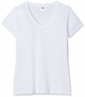 Fruit of the Loom Women's Valueweight T-Shirt 3 Pack