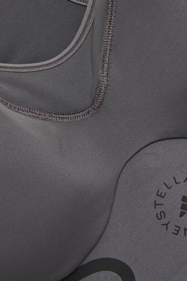 Thumbnail for your product : adidas by Stella McCartney Cutout Stretch Sports Bra