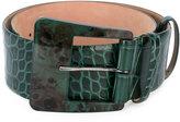 Max Mara Staffa belt - women - Leather - L