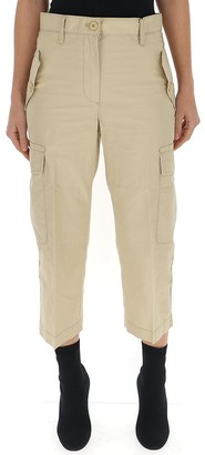 Marc Jacobs Cropped Utility Pants