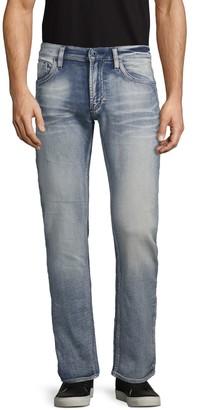Buffalo David Bitton Slim Stretch Jeans