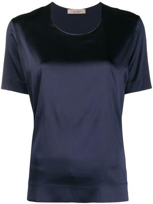 D-Exterior round neck T-shirt