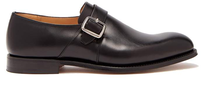 Church's Westbury monk-strap leather shoes