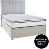 Airsprung Imogen 800 Pocket Pillowtop Divan With Storage Options
