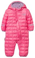The North Face Pink Infant ThermoBall Bunting