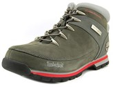Timberland Euro Sprint Round Toe Leather Hiking Boot.