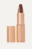Charlotte Tilbury Matte Revolution Lipstick - Birkin Brown