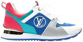Louis Vuitton Run Away Multicolour Leather Trainers