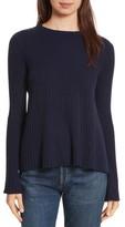 Allude Women's Rib Knit Cashmere Sweater