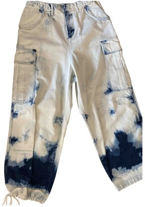 Christian Dior Other Denim - Jeans Trousers