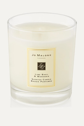 Jo Malone Lime Basil & Mandarin Scented Home Candle, 200g - Colorless