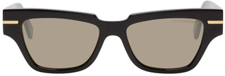 Cutler & Gross Black 1349-01 Sunglasses