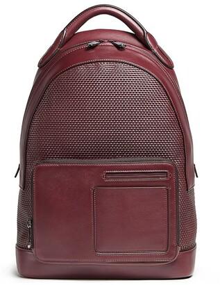 Ermenegildo Zegna PELLETESSUTA backpack