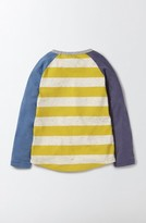 Boy's Mini Boden Hotchpotch Raglan T-Shirt