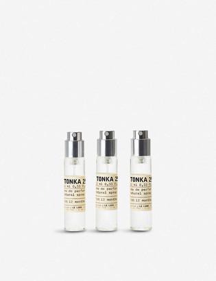 Le Labo Tonka 25 eau de parfum refill 3 x 10ml