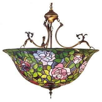 Astoria Grand Diane 3-Light Single Bowl Pendant Astoria Grand