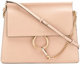 Chloé Faye shoulder bag - women - Calf Leather/Goat Skin/Calf Suede - One Size